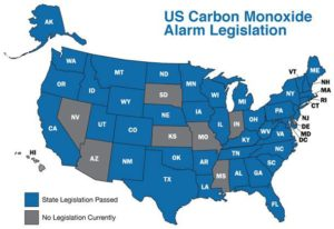 CO Legislation Map